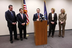 Astorino Commissioners Appointments