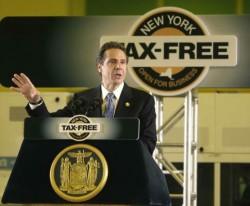 cuomo tax free