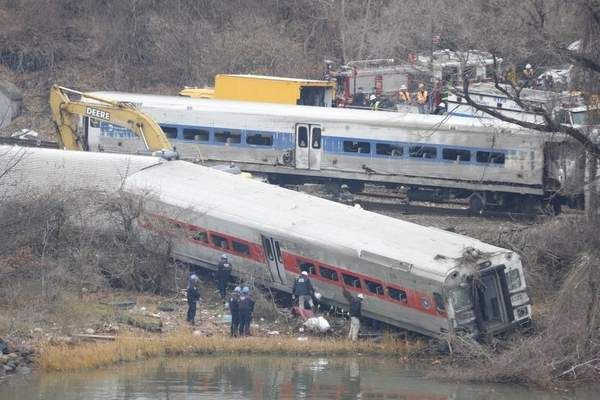 MetroNorth crash