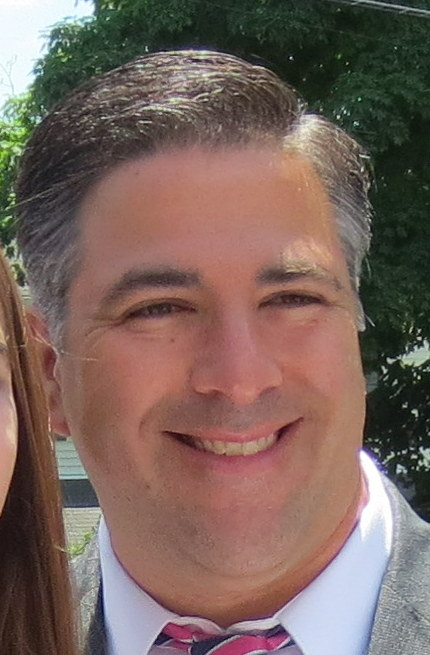 "Scott Smith of Goshen is seeking the ""Mr. Smoth for Congress'' ballot line"