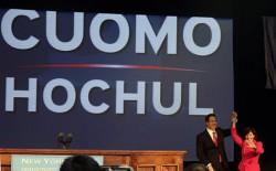 Andrew Cuomo, Kathy Hochul,
