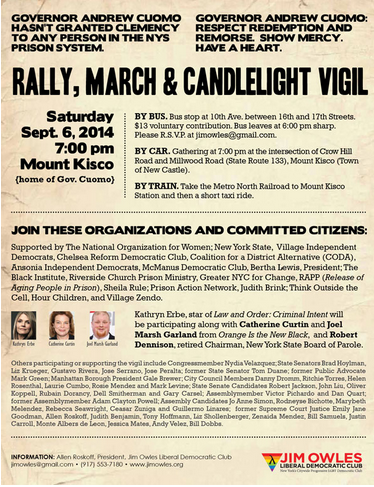 candlesforclemency