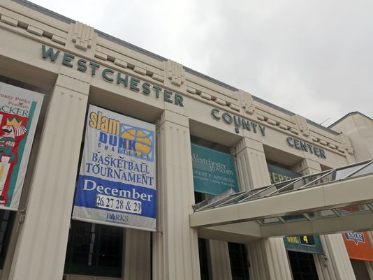 The Westchester County Center. Photo: Seth Harrison/The Journal News