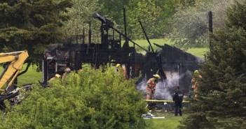House Fire Vestal