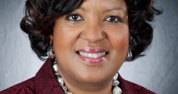 Belinda Miles, WCC's president.