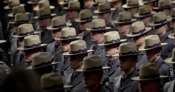 NY State Police Graduation