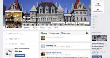 Gannett Albany Facebook