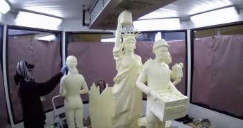ButterSculpture